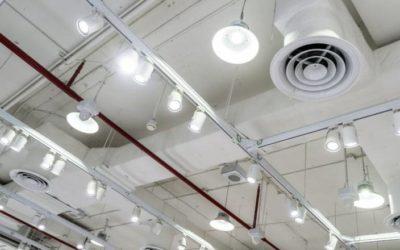 Iluminación industrial: 10 series referencias en el sector