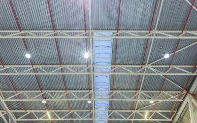 Cómo ayuda la iluminación LED a mejorar las condiciones de trabajo