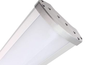 Pantalla lineal industrial LED: 4 modelos indispensables