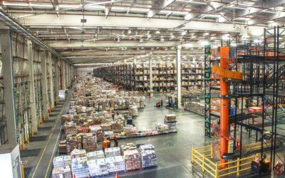 10 soluciones en iluminación industrial