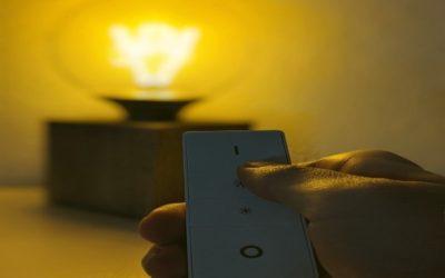 Cómo controlar de forma remota tu luminaria